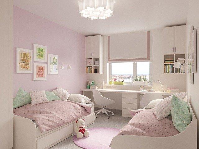 עיצוב חדר ילדים: